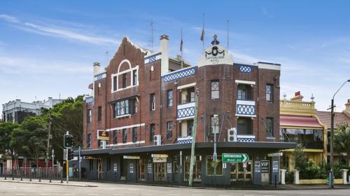 162 Flinders Street, Paddington